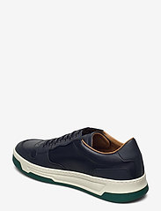 BOSS - Baltimore_Tenn_ltrb - låga sneakers - medium blue - 2