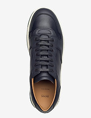 BOSS - Baltimore_Tenn_ltrb - låga sneakers - medium blue - 3