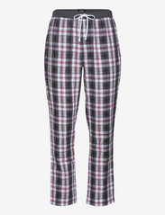 BOSS - Cosy Long Set - pyjamas - dark red - 2