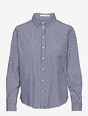 BOSS - C_Bemanew_1 - chemises à manches longues - dark purple - 0