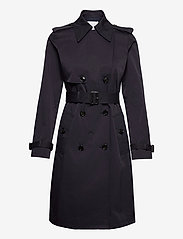 BOSS - Conry - trenchcoats - open blue - 0