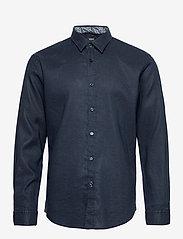 BOSS - Ronni_53 - chemises basiques - dark blue - 0