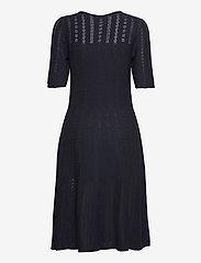 BOSS - C_Feli - robes en maille - open blue - 1