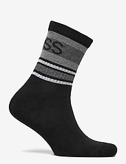 BOSS - QS Rib Piquet CC - chaussettes régulières - black - 1