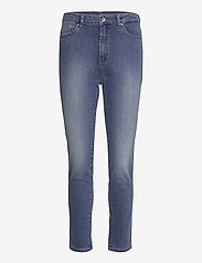BOSS - SKINNY CROP 1.0 - skinny jeans - bright blue - 0