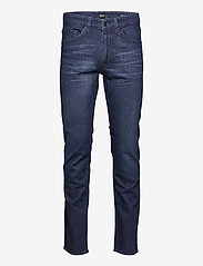 BOSS - Taber+ - tapered jeans - navy - 0