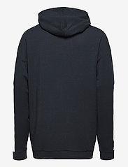 BOSS - Fashion Jacket Hood - sweats à capuche - dark blue - 1