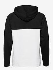 BOSS - Jacquard LS-Shirt H. - sweats à capuche - black - 1