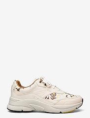 BOSS - Ardical_Runn_ltpr - låga sneakers - open yellow - 1