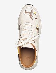 BOSS - Ardical_Runn_ltpr - låga sneakers - open yellow - 3