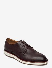 BOSS - Oracle_Derb_vg - chaussures lacées - dark brown - 0