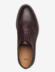 BOSS - Oracle_Derb_vg - chaussures lacées - dark brown - 3