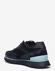 BOSS - BOSS x Russell Athletic Arigon_Runn_RA - låga sneakers - dark blue - 3