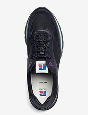 BOSS - BOSS x Russell Athletic Arigon_Runn_RA - låga sneakers - dark blue - 4