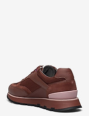 BOSS - BOSS x Russell Athletic Arigon_Runn_RA - låga sneakers - open brown - 2