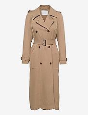 BOSS - Cayadana - trenchcoats - medium beige - 0