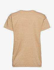 BOSS - Egar - t-shirts - medium beige - 1