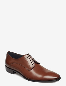 Carmons - snörskor - medium brown
