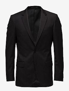 Hayes_cyl - enkeltradede jakkesæt - black