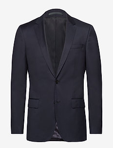 Hayes_cyl - enkeltradede jakkesæt - dark blue