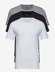 T-Shirt RN 3P CO - ASSORTED PRE-PACK