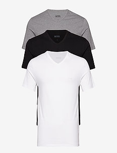 T-Shirt VN 3P CO - multipack - assorted pre-pack