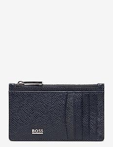 Signature_5cc Z poch - kortholdere - dark blue