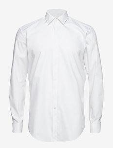 Jilias - basic skjorter - white