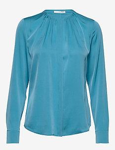 Banora8 - langærmede bluser - bright blue