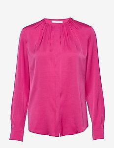 Banora8 - langærmede bluser - bright pink