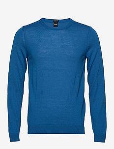 Leno-P - basic strik - medium blue
