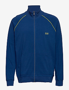 Mix&Match Jacket Z - sweatshirts - medium blue