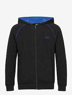 Mix&Match Jacket H - hættetrøjer - black