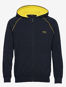 Mix&Match Jacket H - hættetrøjer - open blue