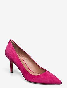 Eddie Pump 70-S - klassiske pumps - bright pink