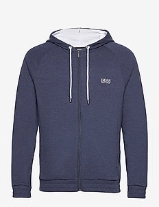 Cashmere Jacket - hoodies - dark blue