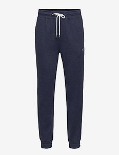 Cashmere Pants - joggingbyxor - dark blue