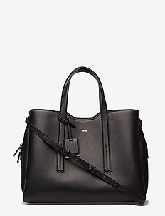 Taylor Tote - fashion shoppers - black