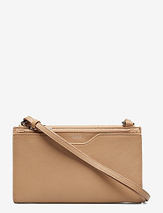 Taylor Mini Bag - axelremsväskor - medium beige