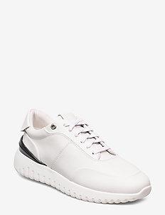 Allen-C - låga sneakers - white