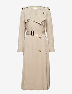 Dayada - trenchcoats - medium beige