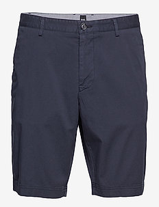 Slice-Short - chinos shorts - dark blue