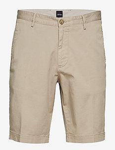 Slice-Short - chinos shorts - open beige