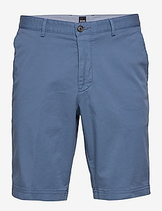 Slice-Short - chinos shorts - open blue