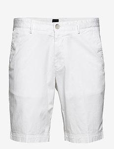Slice-Short - chinos shorts - white