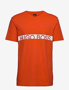 T-Shirt RN - kortärmade t-shirts - bright orange