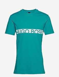 T-Shirt RN - kortærmede t-shirts - turquoise/aqua