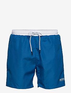 Starfish - badebukser - medium blue