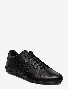 Avenue_Lowp_ltmx - lave sneakers - black