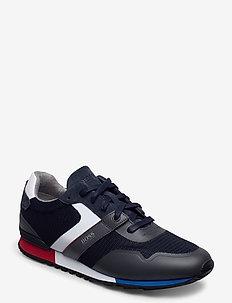 Parkour_Runn_meth - lave sneakers - dark blue